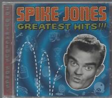 SPIKE JONES Greatest Hits/ All I Want For Christmas....Two Front Teeth/ NEW CD
