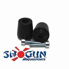 Shogun Black Bar End Sliders for Yamaha 2015-16 YZF R1 YZF-R1 725-1649