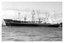 rp5275 - Danish Cargo Ship - Alameda - photograph 6x4