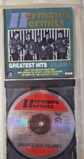 HERMAN'S HERMITS CD Greatest Hits Volume 1 NEW RARE