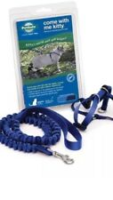 PREMIER COME WITH ME KITTY CAT  HARNESS & BUNGEE LEASH Pet Safe NEW Medium