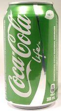 "NEW Canadian Coke ""Coca-Cola Life"" South America Stevia Leaf Extract 2016 Canada"