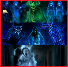 Ghostly Apparitions 1 + 2 + 3 AtmosFX Projections Halloween Holiday 2020 🎃+GIFT