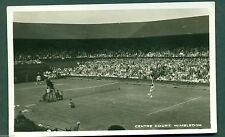 Tennis Real Photographic (RP) Collectable Sport Postcards