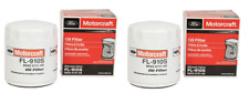 Quantity Two (2) - Motorcraft Oil Filter FL-910S, BE8Z 6731-AB