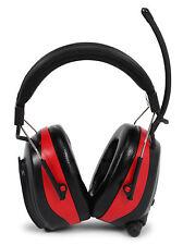 Nordstrand 25db Casque Anti-bruit protection auditive avec Radio et Stéréo Prise