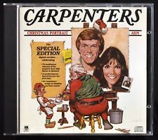 CD Carpenters Have Yourself Merry Christmas Darling Sleigh Ride Portrait Spl Ed