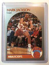 1990-91Mark Jackson  NBA Hoops Basketball Card #205 Menendez Brothers