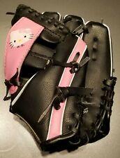 "Hello Kitty Girls T Ball Glove 9.5"" Right Hand Throw Rht"