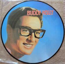 Buddy Holly - Buddy Holly 1982 Denmark picture disc vinyl LP