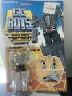 1984 Tonka Gobots Leader-1 Friendly American Jet Robot New on Card  25