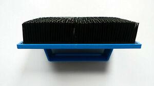 New Stipple Brush Stippler/Stippling Tool 150 x 100mm Blue - UK Stock