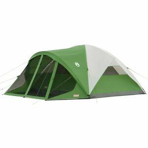 Coleman 2000007824 Evanston Tent 15x12 ft. 8 Person - Green