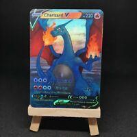 Charizard V - Custom Pokemon Card