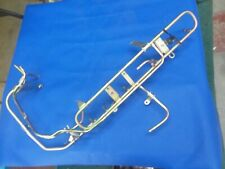 79-83 DATSUN 280ZX NA FUEL RAIL GAS WATER LINE RE-PLATED NICE OEM PARTS