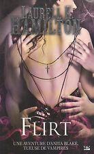Anita Blake tome 18 FLIRT Laurell K. HAMILTON Bit-lit roman fantasy livre