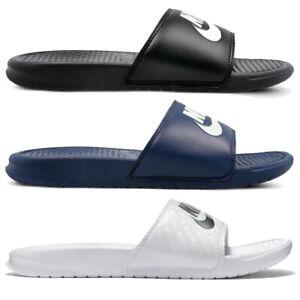 ▷ Nike Benassi JDI Slipper | Badeschlappen | Badelatschen | Badesandalen