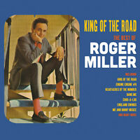 Roger Miller - King Of The Road: The Best Of / Greatest Hits CD NEW/SEALED