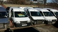 Fiat scudo TW200 breaking windscreen