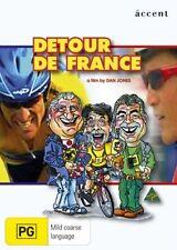 Detour De France (DVD, 2008) - Region Free