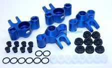Alloy Aluminium Steering Axle Carriers Knuckle Fit Revo E-Maxx T-Maxx 3.3