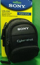 SONY LCSCSD Soft Cyber-shot® Carrying Case: LCS-CSD