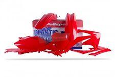Plastic Kit CRF 250 R 10-13 CRF 450 R 09-12 Plastics Polisport Motocross All Red