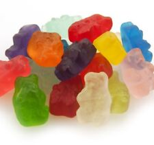 Albanese Gummi Bears 12 Flavors Assorted Fruit 5 pounds bulk gummi candy 5 pound