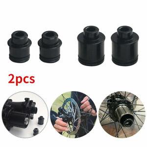 12mm/15mm Converts To 9mm Thru Axle Quick-Release/QR Hub Adapter Repair Rebuilt