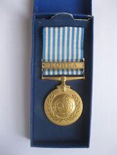 Netherlands Military UN Medal Korea Korean War Service Commemorative Dutch + BOX