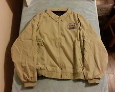 2001 Long Beach CA Blues Festival Size 2XL Jacket Coat KLON 88.1 Soul Vintage