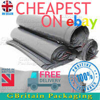 500 BAGS - 9 x 12 STRONG POLY MAILING POSTAGE POSTAL QUALITY SELF SEAL GREY