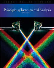 NEW Principles of Instrumental Analysis by Douglas A. Skoog