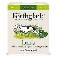 Forthglade Complete Grain free Adult Lamb & veg - 395g - 351818