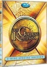 DER GOLDENE KOMPASS 2-Disc Special Edition (Blu-ray) Schuber OHNE FSK!!!