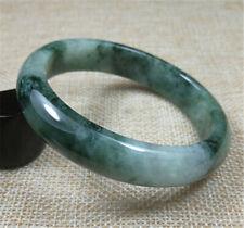 59MM Natural Green Jadeite Jade Bracelets Jade Bracelet Bangle