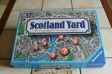 SCOTLAND YARD Où se cache Mister X ? Scotland Yard enquête - Ravensburger 1985