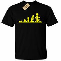 Evolution Of Lego T Shirt T-Shirt Regalo Top