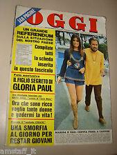 OGGI=1971/22=MARISA MELL=GIULIANA LONGARI=FIAT 124 T SPECIAL=ANDREA FABBRICATORE