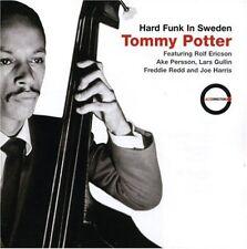 Tommy Potter  HARD FUNK IN SWEDEN
