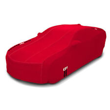 2016-2019 Chevrolet Camaro Outdoor Vehicle Cover 23457476 Red w/ Logo OEM GM