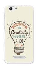 FUNDA de GEL TPU para CUBOT NOTE S/ DINOSAUR  diseño CREATIVITY Dibujos