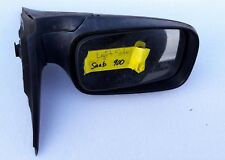 94 - 98 NG Saab 900 Turbo OEM Driver Left Out Side Mirror Outside