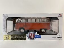 M2 1/24 scale 1960 VW Microbus Deluxe USA Model R45 Limited Production Very Rare
