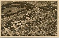 AK München, Luftaufnahme Schwabing, Siegestor, Ludwigstraße, ca 1930 (?)