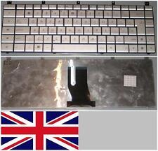 Qwerty Keyboard UK ASUS N45 MP-11A26GB6920, 04GN6L1KUK00-2, AENJ4E00010 Grey