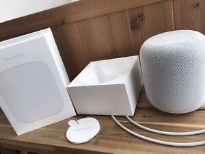 Apple HomePod Smart Speaker - MQHV2B/A - White