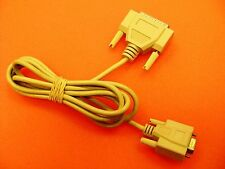 Male Parallel DB25 to Female Serial DB9 Cable * 6ft Long