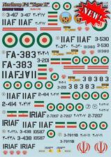 "Print Scale 1/48 Northrop F5 ""Tiger II"" Iranian Tigers Part 2 # 48114"