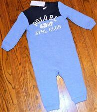 POLO RALPH LAUREN AUTHENTIC BABY BOYS GIRLS BRAND NEW DRESS BODYSUIT Size 6M NWT